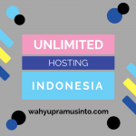 Hosting Unlimited Murah di Indonesia
